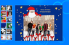 Wish your friends, family and dear ones  on this Christmas by  making beautiful photo cards and share them on Facebook.