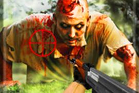 Blood Zombies Dead Target Killer