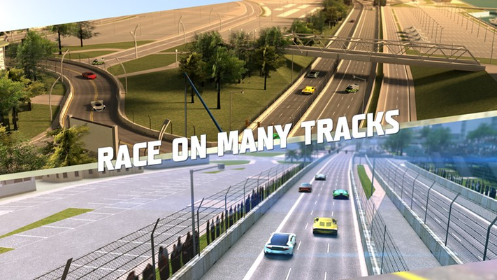 Racing 3D: Need For Race on Real Asphalt Speed Tracks for Windows 8