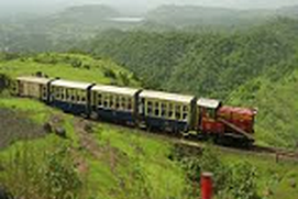 MOUNTAIN RAILS OF INDIA