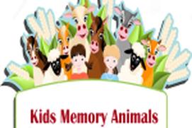 Kids Memory Animals
