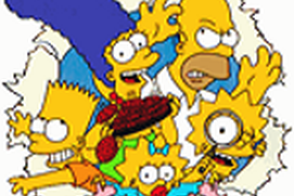 The Simpsons Picture Puzzle