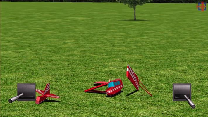 RC-AirSim - RC Model Airplane Flight Sim for Windows 8