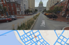 Streetside is now even easier to use with better navigation and street labelling.