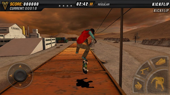 Mike V: Skateboard Party for Windows 8