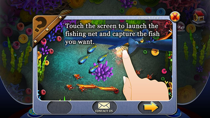 AE Lucky Fishing for Windows 8