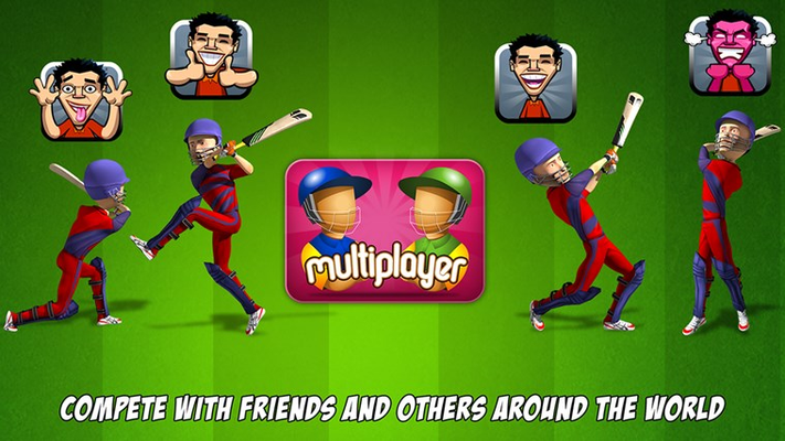 Super Fun Cross-Platform Multiplayer Batting Game!