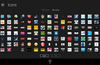 Over 200 built-in icons and the ability to add your own icons.