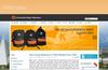 Tampilan Website - Menampilkan berita dengan tampilan website