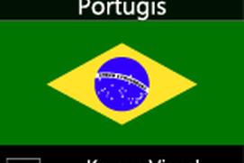 Belajar Bahasa Portugis-Kamus Visual