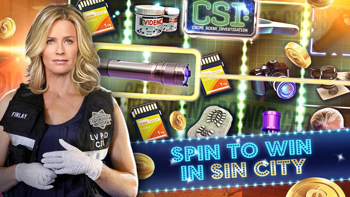 Spin to win in Sin City