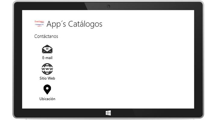 Como tu App está publicada en la Tienda Windows, queda disponible en los países que tu quieras presentarla, con la posibilidad de crear nuevos clientes de exportación además de los que ya tienes.