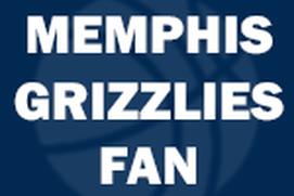 Memphis Grizzlies Fan