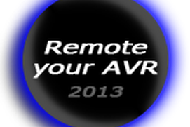 Remote your AVR 2013