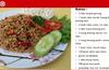 50 Kreasi Nasi Goreng di lengkapi dengan gambar berkualitas tinggi, cara memasak yang mudah dan bahan-bahan yang pasti akan bisa ditemukan di dapur anda.