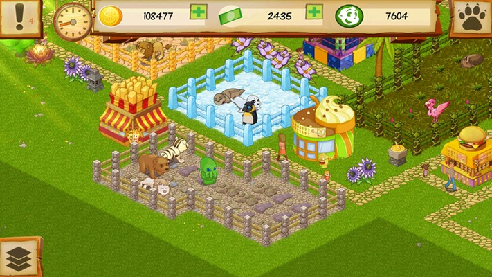 Animal Park Tycoon Deluxe for Windows 8
