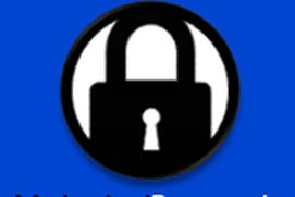My Locked Passwords
