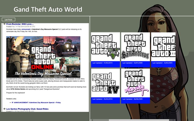 GTA World