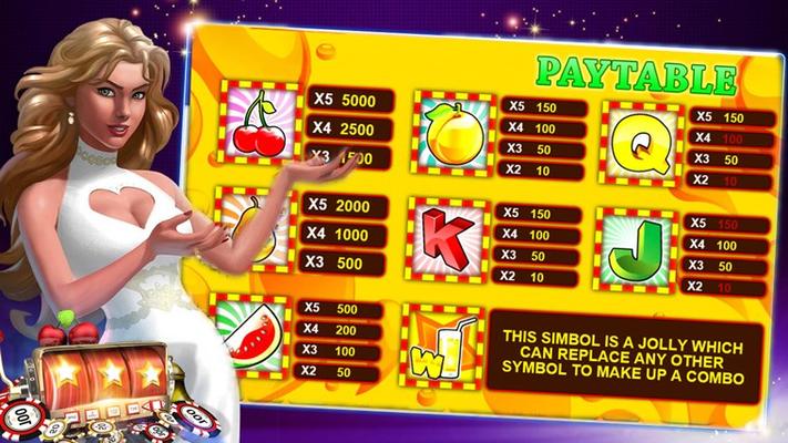 Slot Machine Pro 2016 for Windows 8