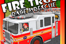 Fire Truck Race And Rescue