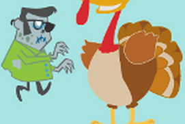 Turkeys & Zombies