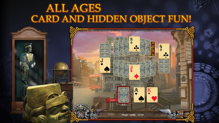 Choose a solitaire-only mode