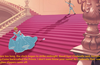 cinderella lost her glass shoe
