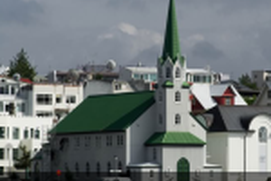 City Maps - Reykjavik