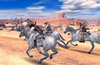 Unlock new Horses, Weapons & Clothes!