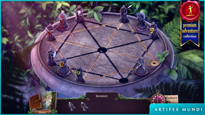 Enigmatis 2: The Mists of Ravenwood for Windows 8