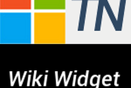 TechNet Wiki Widget