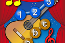 Kids Musical Instrument Join and Connect the Dots Puzzles - learn the ABC numbers shapes and counting suitable for toddlers and young preschool age children 2+