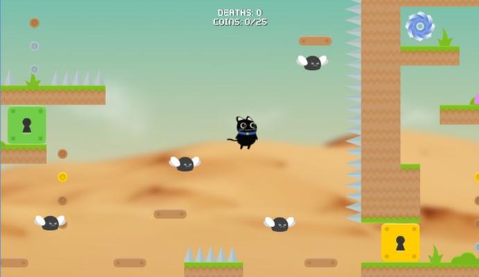 Fun jumping game!