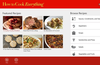 New Weekly Feature Recipes, Browse by Category