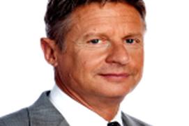 Gary Johnson Supporter App