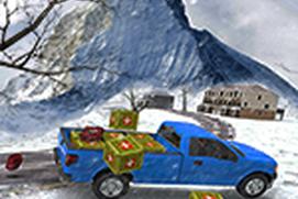 Relief Truck Driving Simulator - Help in Emergency