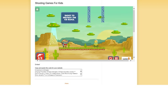 Shooting Games for Windows 8