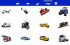 Many vehicles!