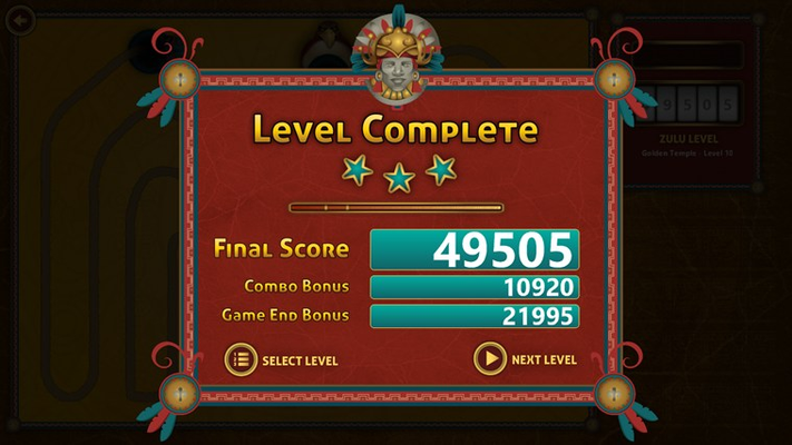 Can you get three stars on each level?