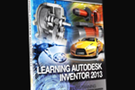 learn Inventor 2013: Solid Modeling Design Essential Training
