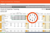 Create and edit spreadsheets with a touch-friendly menu.