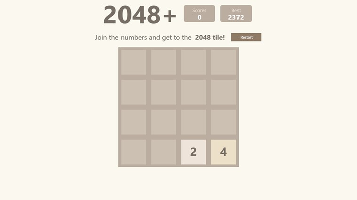 2048+ for Windows 8