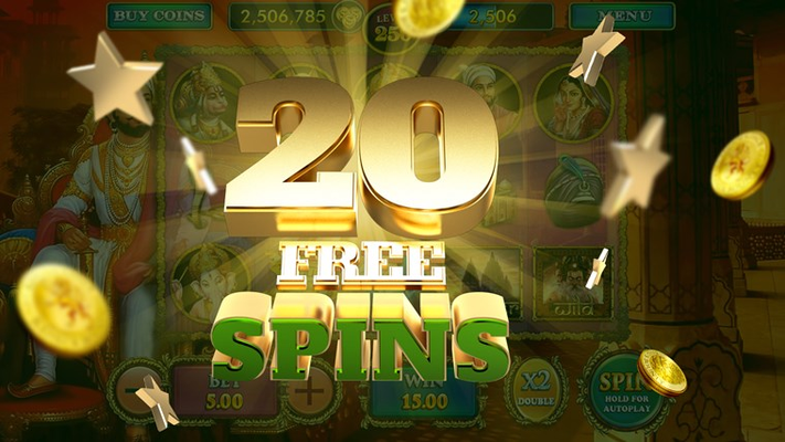 Free Spins!