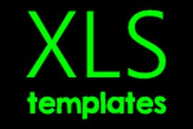 XLS Templates