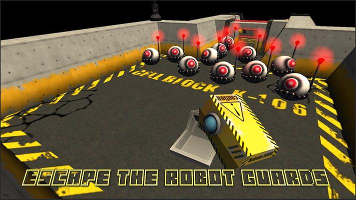 Escape the factory