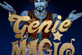 GENIE MAGIC SLOT MACHINE