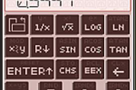シンプルRPN電卓 SRC-30CV