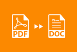 Online PDF to Office Converter