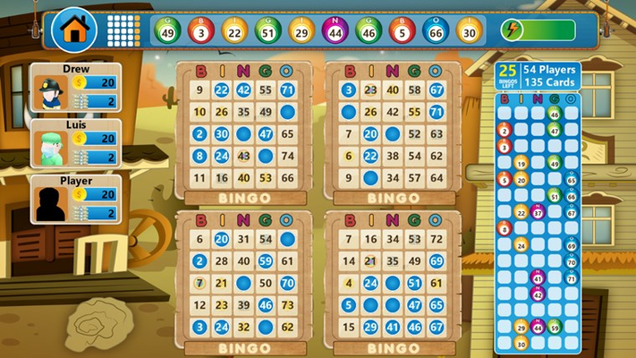 Bingo Star for Windows 8