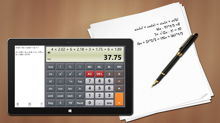 Lucky Calculator for Windows 8